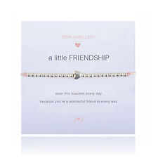 Friendship Bracelets | Joma Jewellery Girls A Little silver plated hearts gift