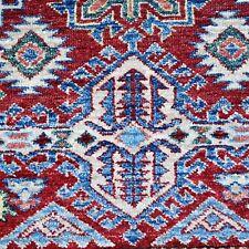 Echt Orient-Teppich Vintage handgeknüpft aus Wolle 111x90 cm ab 1?
