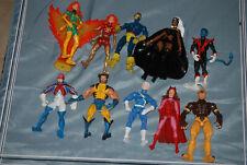 Marvel Legends Toy Biz X-Men Lot  (loose)