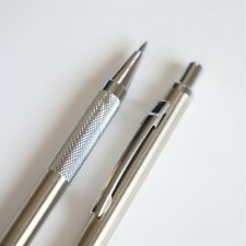 Loft 2.0mm Stainless Steel Lead Holder Mechanical Drawing Pencil Colour HB Leads
