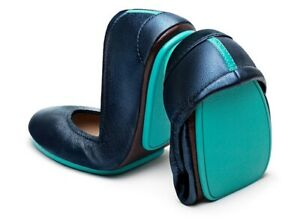 Tieks *MIDNIGHT BLUE* Black Friday Limited Edition ~ Brand New - Size 8