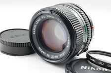 [Excellent++] Canon NFD 50mm f/1.4 MF Fix Prime SLR 35mm Lens For Canon FD