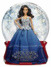 Barbie 2016 Holiday Doll   New  6+ DGX99