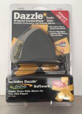 Dazzle Hi-Speed CompactFlash Media Reader Writer Maximum USB 2.0 MP3 Player PDA