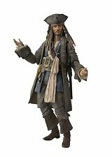 Pre Order Bandai S.H. Figuarts Pirates of the Caribbean Captain Jack Sparrow