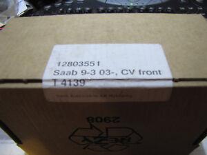 NEW OE Saab 9-3 Brake Pad Set Front 12803551 Fits 2003 to 2011