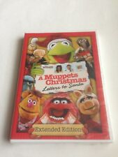 A Muppets Christmas - Letters to Santa Extended Edition DVD New Sealed