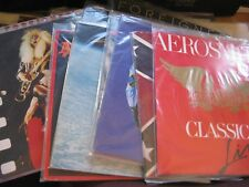 40 HEAVY METAL VINYL ALBUMS - LOVELY COLLECTION #1 - G+ TO NM CONDITION -