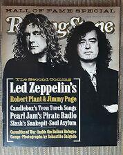 Led Zeppelin Rolling Stone Newspaper magazine Issue #702 Feb 23 1995