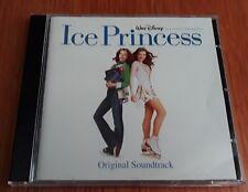 ICE PRINCESS CD SOUNDTRACK -  DISNEY - CALEIGH PETERS, JESSE MCCARTNEY ETC
