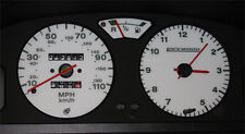 Lockwood Peugeot 106 115MPH Jaeger no Rev - with Rest Pegs YELLOW (G) Dial Kit