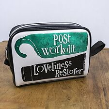 Il lato positivo Wash Bag-Post Allenamento Grazia Restauratore