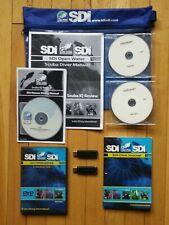 Sdi Scuba Diver Training Pack. Open Water Dvd, Dive Journal, Diveheart Dvd& More