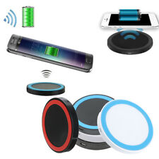 QI Wireless Charger Charging Pad Mat Dock Fr iPhone 8 X Galaxy S8/Note 8/S7 Edge