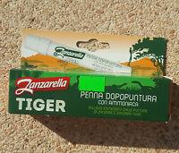 Dopopuntura Zanzarella Tiger con ammoniaca,per zanzare,zanzare tigre, campeggio