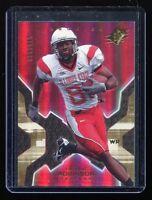2007 SPx Rookies Gold #148 Laurent Robinson RC (Atlanta Falcons) #'d 148/699