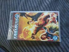 New sealed PSP Fantastic 4 UMD
