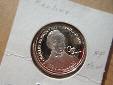 Cocos (Keeling) Islands   10$  proof   2003  Darwins visit
