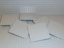 LEGO® 10x Bauplatte Platten 8x8 41539 neu hellgrau Star Wars Ritter Burg R1315