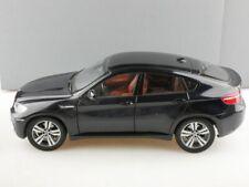 Kyosho 1/18 BMW X6 M SUV black Händleredition mit Box 514361