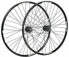 Raleigh Quick Release Neuro Tru Build Front Wheel - Black, 29 Mm