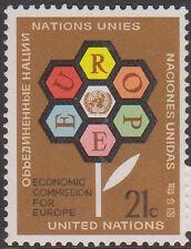 (T5-88) 1972 UN 21c economic COM EGE