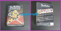 2020-21 Tim Hortons NHL Hockey Complete Master Set w/ Franchise Trios In Binder