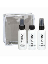REVLON WIG/HAIRPIECE TRAVEL CARE KIT.(cleanser, conditioner and spray)RRP:£22.49