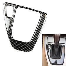 For BMW E90 E92 Carbon Fiber Sticker Cover Trim Control Gear Shift Panel 3Series