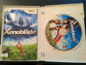 Xenoblade Chronicles (Wii, 2012) CIB?