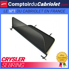 Filet anti-remous coupe-vent, windschott Chrysler Sebring CC (2007+) - TUV
