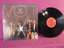 Mott The Hoople, Mott, Columbia Records KC 32425, 1973 Hard Rock, Glam, Art Rock
