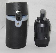 RONDO sottile film fotocopiatrice-copy Tube 8 mm per 35 mm SLR Telecamere incl. Guscio Duro