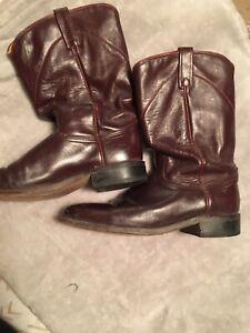 Dan Post Boots Size 8 M