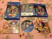 Shantae: Half-Genie Hero Risky Beats Edition for PS4 / Playstation 4 / Complete