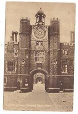 londre , london , clock tower , hampton court palace