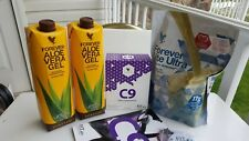 Clean 9 Forever Living Aloe Vera Detox Program-Vanilla KOSHER/HALAL, FREE SHIP