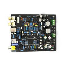 Coaxial Dual WM8740 DAC USB Decoder Board M8741 DIR9001 AC12-0-AC12V AC9V