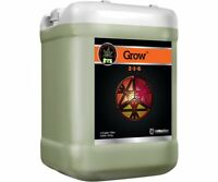 Cutting Edge Solutions Grow:2204 Grow 2-1-6 Hydroponic Nutrients, 2.5-Gallon