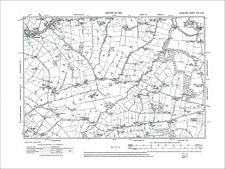 Grappenhall (SE), old map Cheshire 1910: 17SW