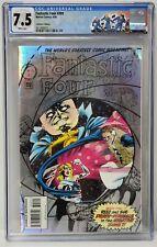 Fantastic Four #399 Marvel Comics 1995 CGC Special Label Grade 7.5 Comic Book
