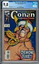 Conan the Barbarian #270 CGC 9.8 White Pages