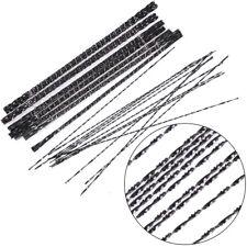 12x 130mm Dekupiersägeblätter Spiralzähne Metall Holzschneiden Handwerk auchDBlu