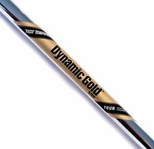 New 4-PW Set of Dynamic Gold Tour Issue S400 Shafts - Auth PFC Dealer