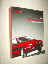 1993 GEO STORM GM Chevrolet Chevy Dealers Factory Workhop Repair Manual 93