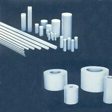 "Teflon PTFE Round Rod  Dia. 180 x long 300 mm (7.09 x 12"")"
