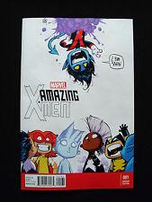 Amazing X-men  #1 Skottie Young Variant Cover VF+/NM