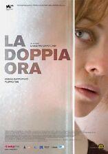 LA DOPPIA ORA  DVD THRILLER