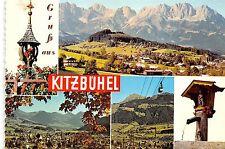 BR4532 Luftkurort Kitzbuhel , multi view  austria