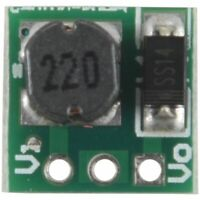 5X(0.9-5V To 5V DC-DC Step-Up Power Module Voltage Boost Converter Board 1.5V MO